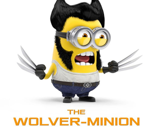 minion and wolver image