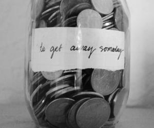 money, travel, and Dream image