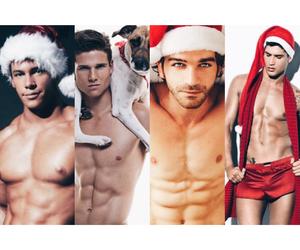 boys and merry christmas image