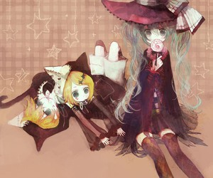 candy, rin, and Halloween image