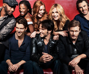 true blood and cast image