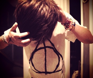 boy, hair, and harry potter image