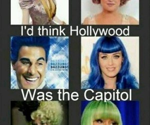 capitol, hunger games, and hg image