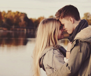 romantic, boy&girl, and cute image