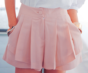 fashion, pink, and girly image