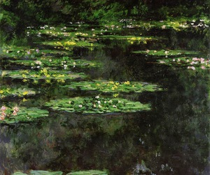 art, impressionism, and claude monet image