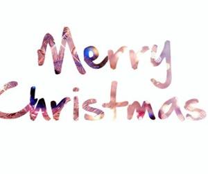 christmas, love, and merry christmas image