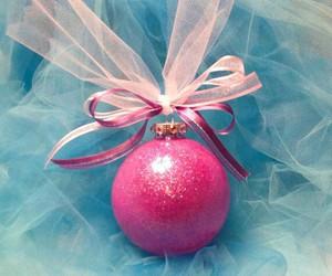 blue, christmas, and christmas tree image