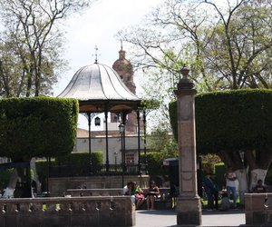 city, Plaza, and photography image