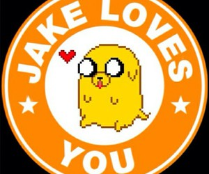 JAKe, overlay, and adventure time image