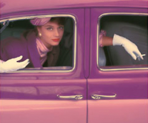 vogue, pink, and vintage image