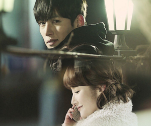 ji chang wook, healer, and park min young image