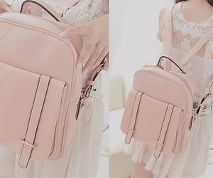 cute, fashion, and bag image