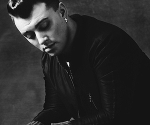 handsome, sam smith, and samfam image