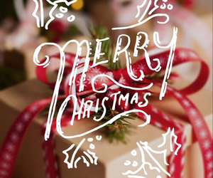 christmas, love it, and merry image