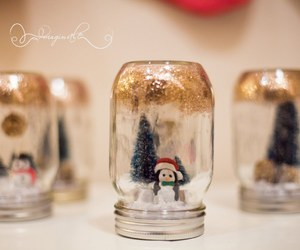 amazing, snowglobe, and christmas image
