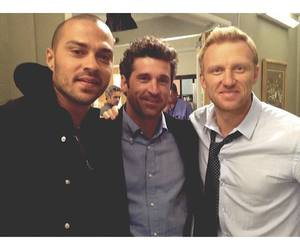 grey's anatomy, handsome, and Hot image