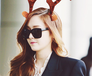 jessica, merry christmas, and santa hat image