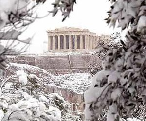 Athens, christmas, and Greece image