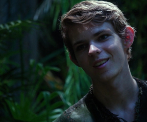 once upon a time, peter pan, and ouat image