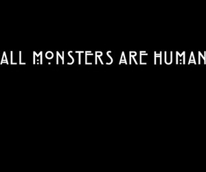 quote, ahs, and american horror story image