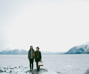 couple, photography, and travel image