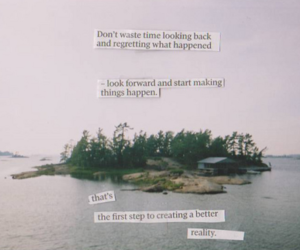 quote, text, and life image