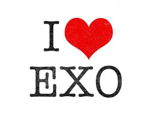 exo, i, and love image