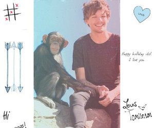 forever, louis, and tomlinson image