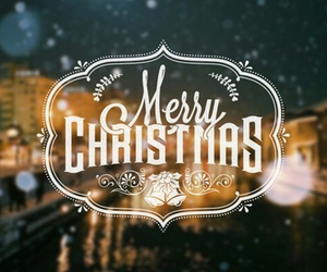 christmas, merry, and merry christmas image