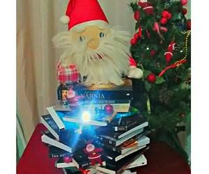photo, santa, and happy christmas image