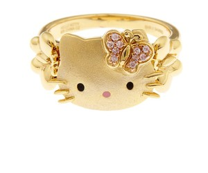 hello kitty and ring image
