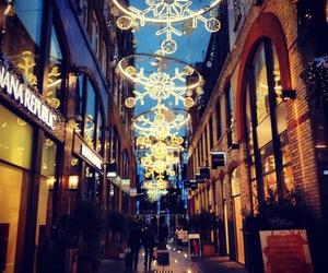 christmas and london image