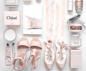 pink, ballet, and chloe image