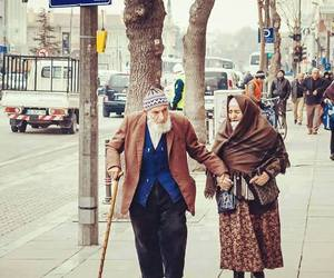 love, couple, and islam image