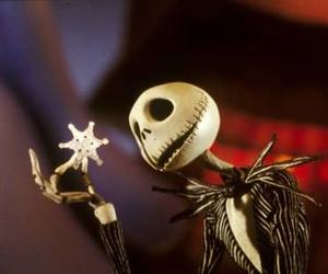christmas, winter, and jack skellington image