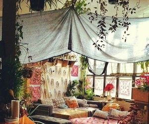 bohemian, hippie, and indie image