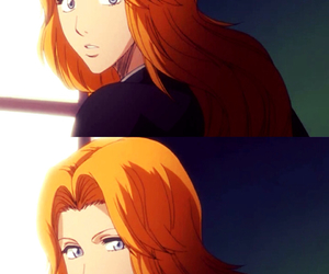 anime, bleach, and rangiku image