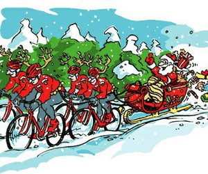 bikes and new reindeers image