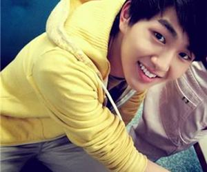 Onew, SHINee, and smile image