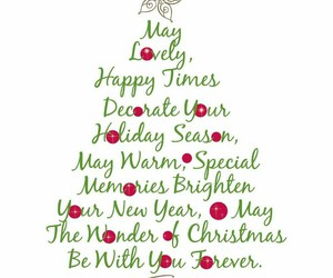 christmas, quotes, and tree image