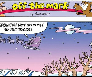 reindeers and watch out!!! image