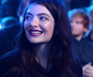 Ella, smile, and lorde image