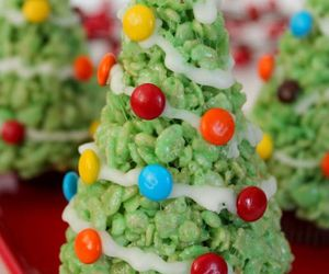 christmas, food, and tree image