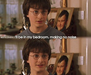 harry potter, quotes, and life image