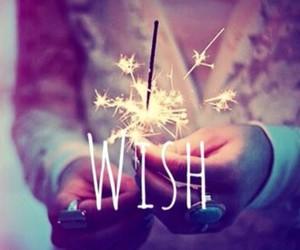 wish, christmas, and light image
