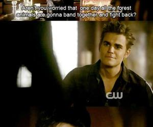 lol and paul wesley image