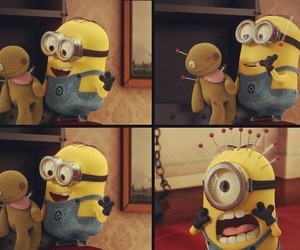 minions and discriable me image