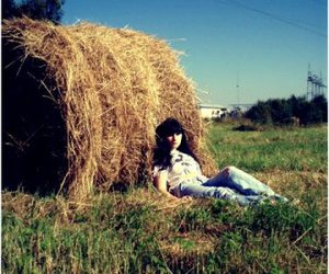 country, girl, and summer image