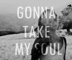 lana del rey, quote, and soul image
